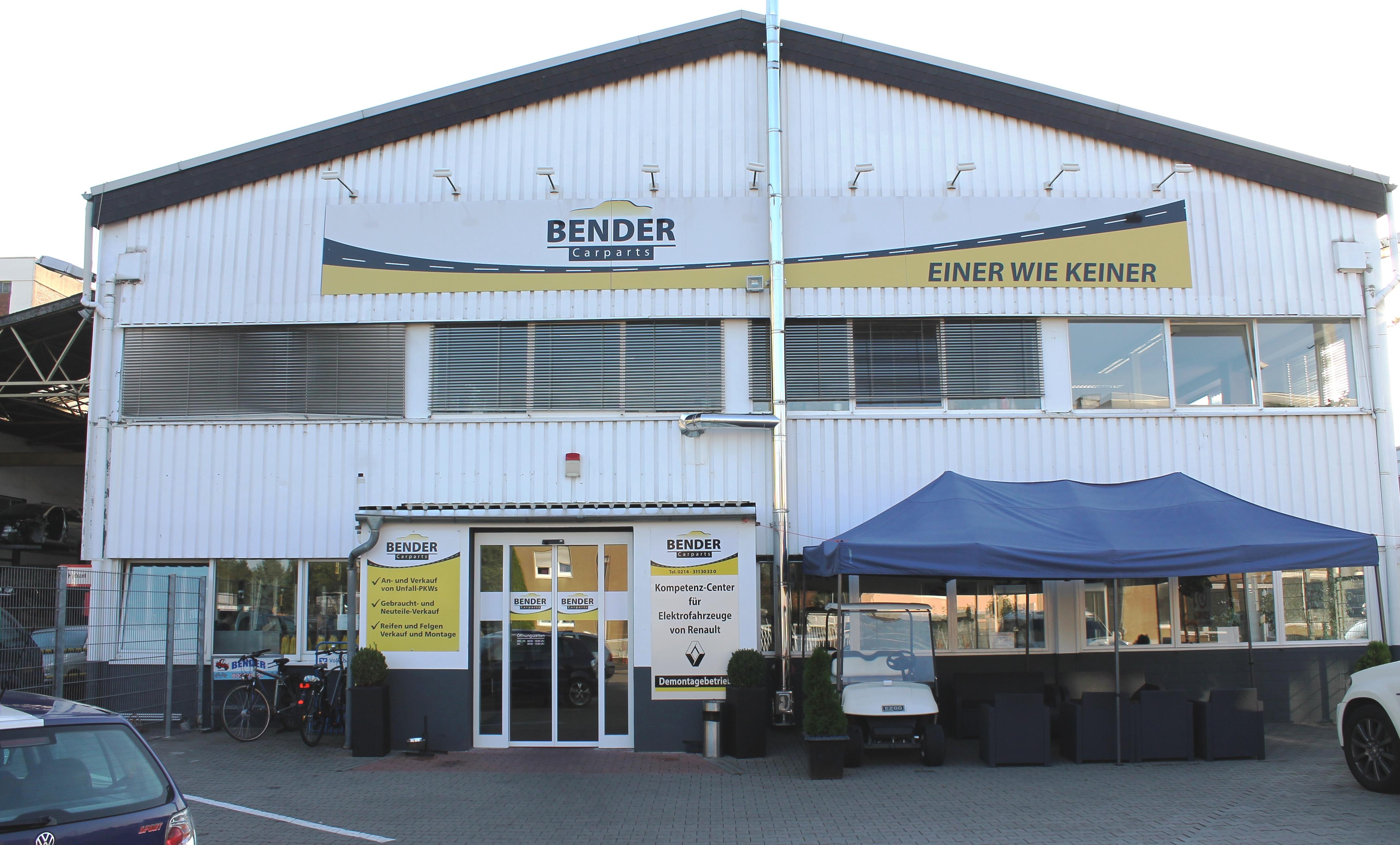 Bender Carparts GmbH   Autoteile-Markt.de