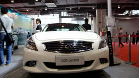 infiniti-g25-sedan-280x158 Crashtest-Ranking: EuroNCAP veröffentlicht Platzierungen für 2015