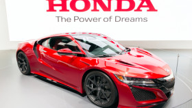 Hondas Neuauflage des NSX