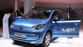 Elektroauto VW e-Up