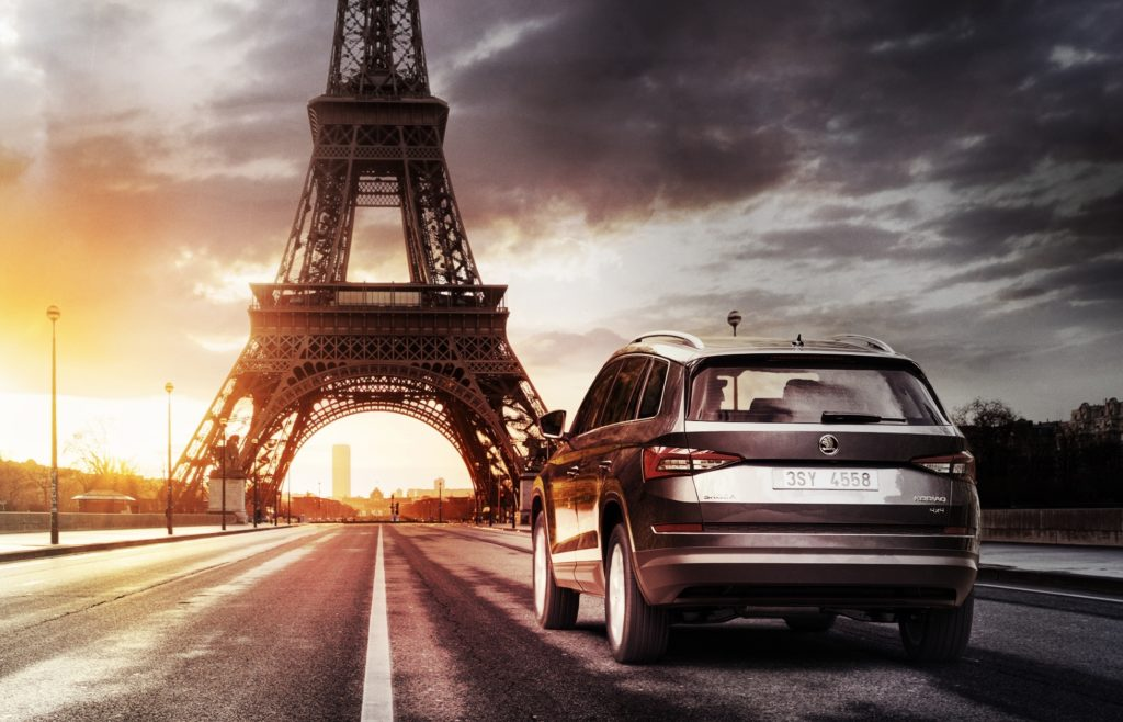 SkodaKodiaqBeimPariserAutosalon_Q_obs_C_obs_SkodaAutoDeutschlandGmbH-1024x658 Neuheiten im Pariser Autosalon