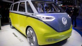 Der neue Volkswagen Buzz I.D.