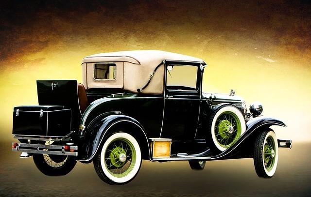 Oldtimer-alt Ausgefallene Automodelle kaufen - darauf ist zu achten