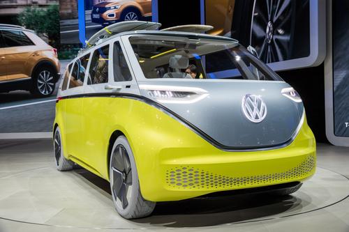 Volkswagen-ID-BUZZ-1 I.D. Familie: VW präsentiert E-Autos in Berlin