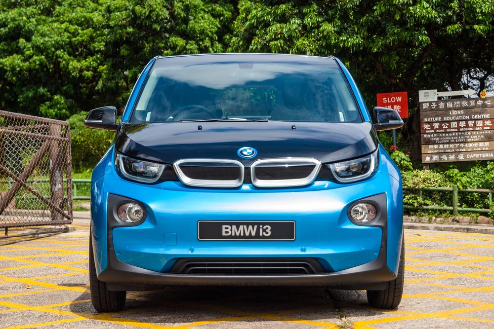 bmw_i2 Mit einer gemeinsamen Plattform für den i2 senken BMW und Daimler die Kosten