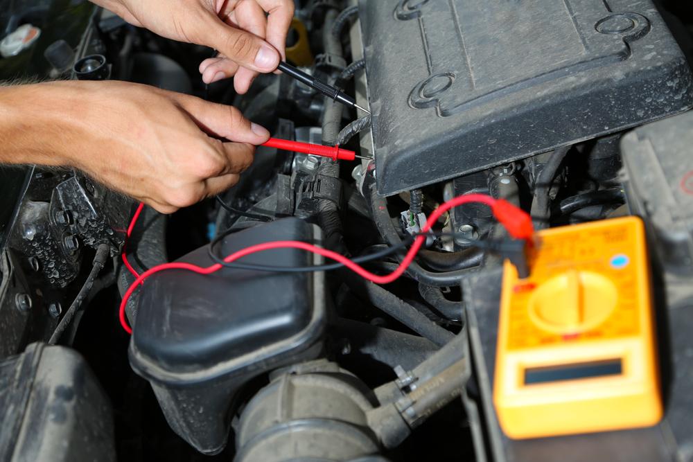 glühkerze-prüfen Defekte Glühkerzen beim Diesel erkennen und wechseln