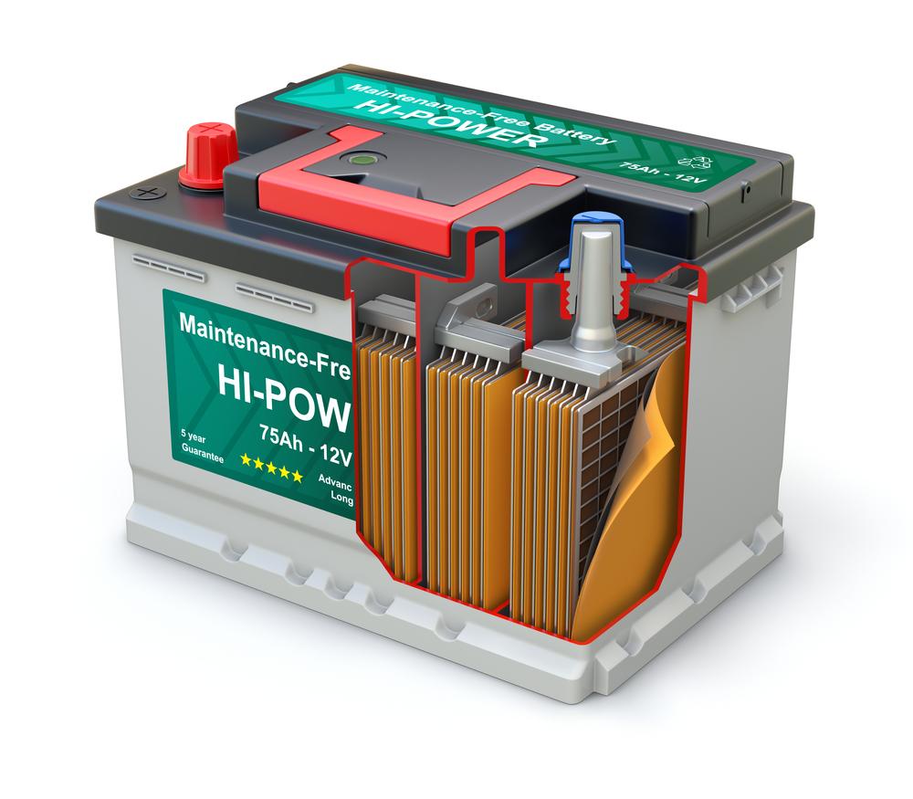 autobatteire-aufbau Autobatterie wechseln – Funktion, Diagnose und Anleitung