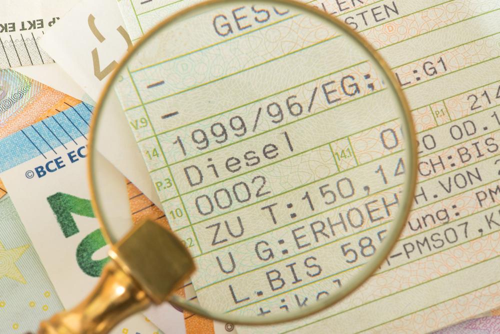 schadstoffklasse-fahrzeugbrief KFZ-Steuer - Wissenswertes und Ratgeber zum selber Berechnen