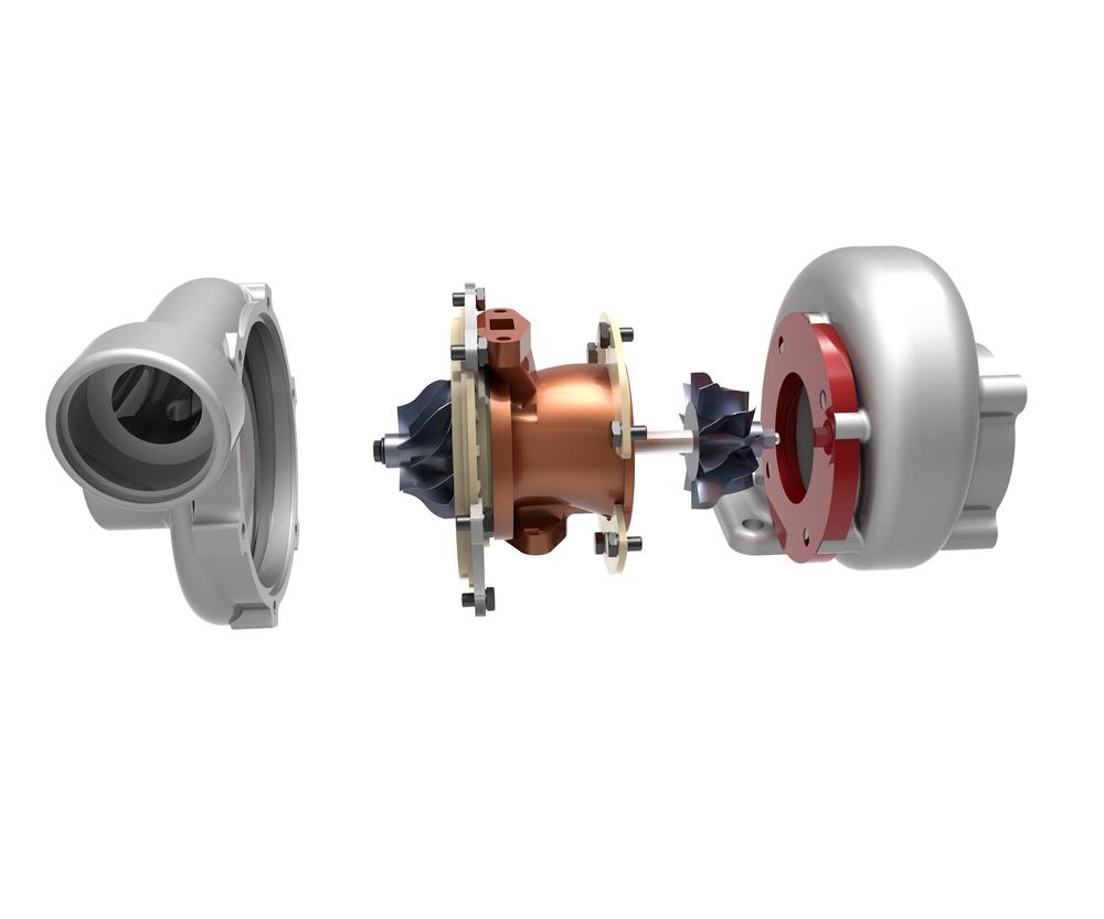Aufbau-und-Details-zum-Turbolader Turbolader – Wissenswertes, Diagnose, Ratgeber zum Wechseln