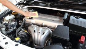 Titelbild-Motorwaesche-Auto-280x158 Lenkrad ruckelt beim Bremsen – Nicht ignorieren, Diagnose durchführen