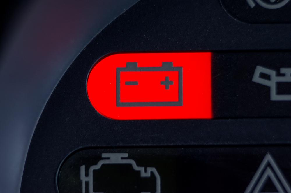 bild5-batterie-leuchte-tacho Keilriemen wechseln – Wissenswertes und Anleitung zum selber tauschen
