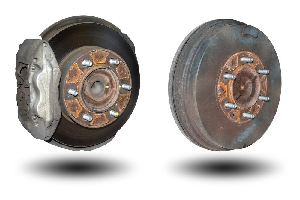 Bild-3-Bremsscheiben-Bremstrommel Lenkrad ruckelt beim Bremsen – Nicht ignorieren, Diagnose durchführen