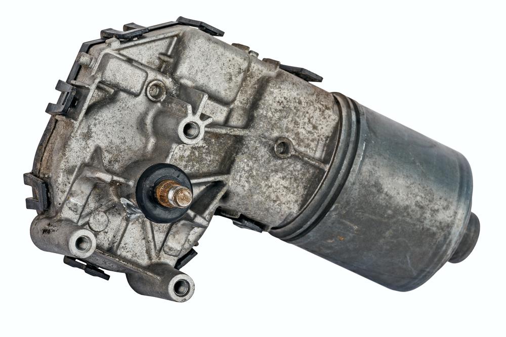 Bild5-defekter-alter-heckwischermotor Scheibenwischermotor hinten – Ratgeber zur Diagnose und zum Wechseln